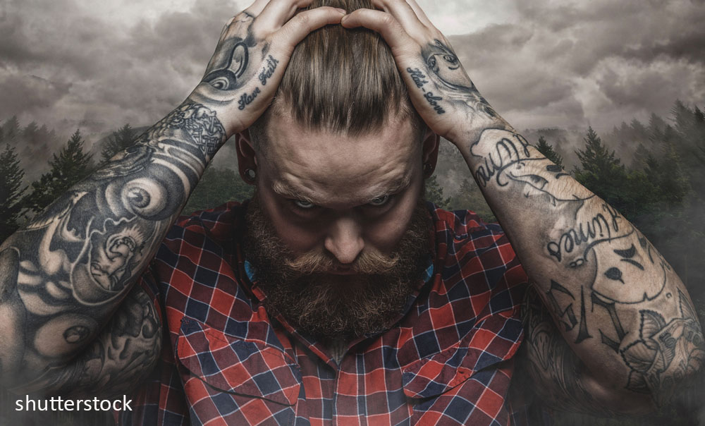 man with tattoos featured image
