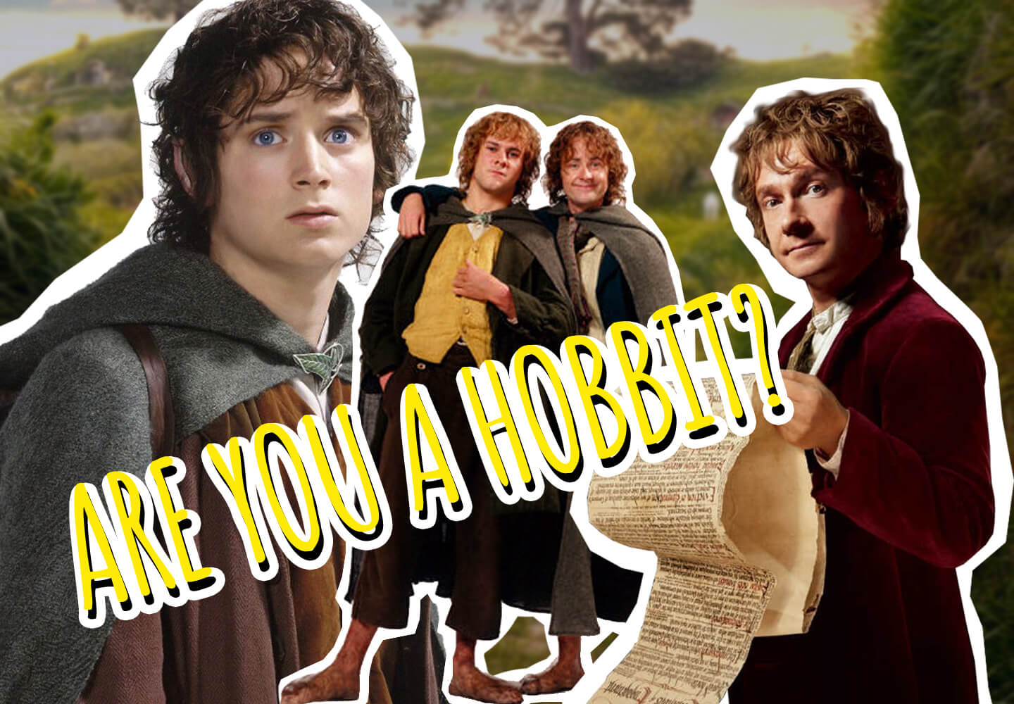 which hobbit are you