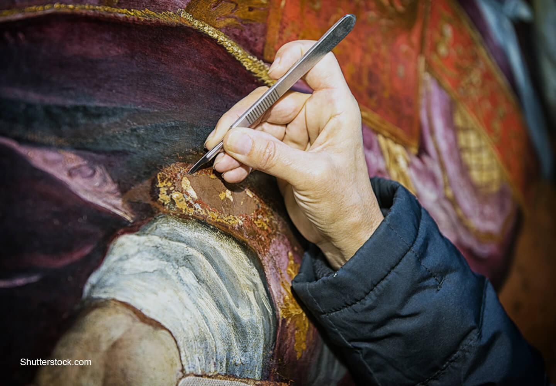 art restoration featured image