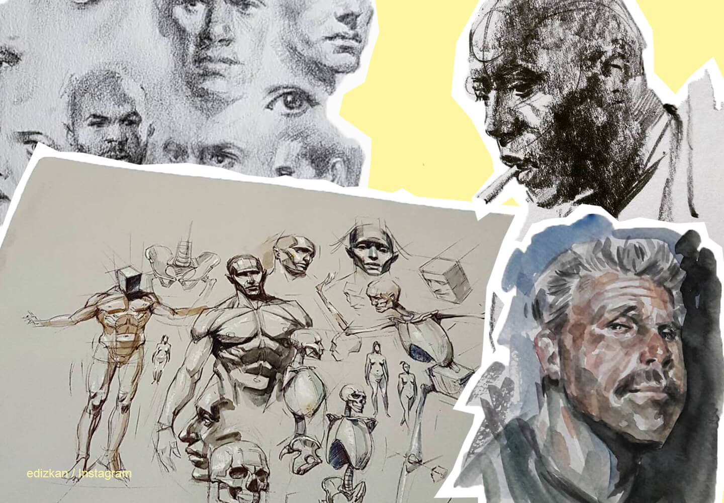 incredible drawings featured image